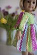 Maisie Doll Dress & Top - Violette Field Threads  - 8