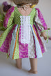 Maisie Doll Dress & Top - Violette Field Threads  - 6