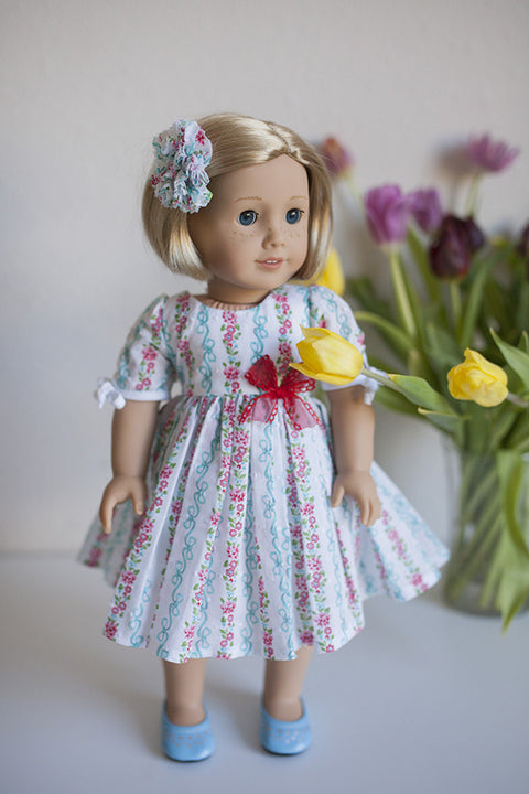 Maisie Doll Dress & Top - Violette Field Threads  - 1