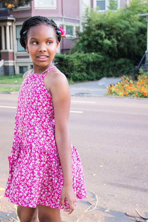 Finley Tween Dress and Top