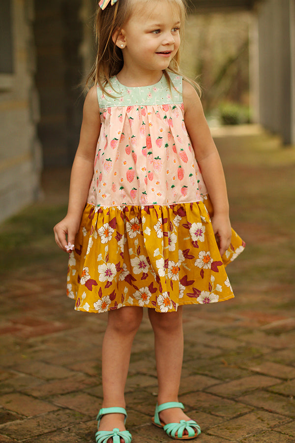8e51e7addb4d Dress Patterns for Children by Violette Field Threads