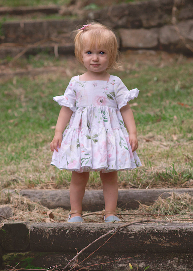 Oaklyn Baby Top & Dress