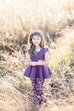 Harlow Dress and Top - Violette Field Threads  - 17