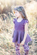 Harlow Dress and Top - Violette Field Threads  - 4