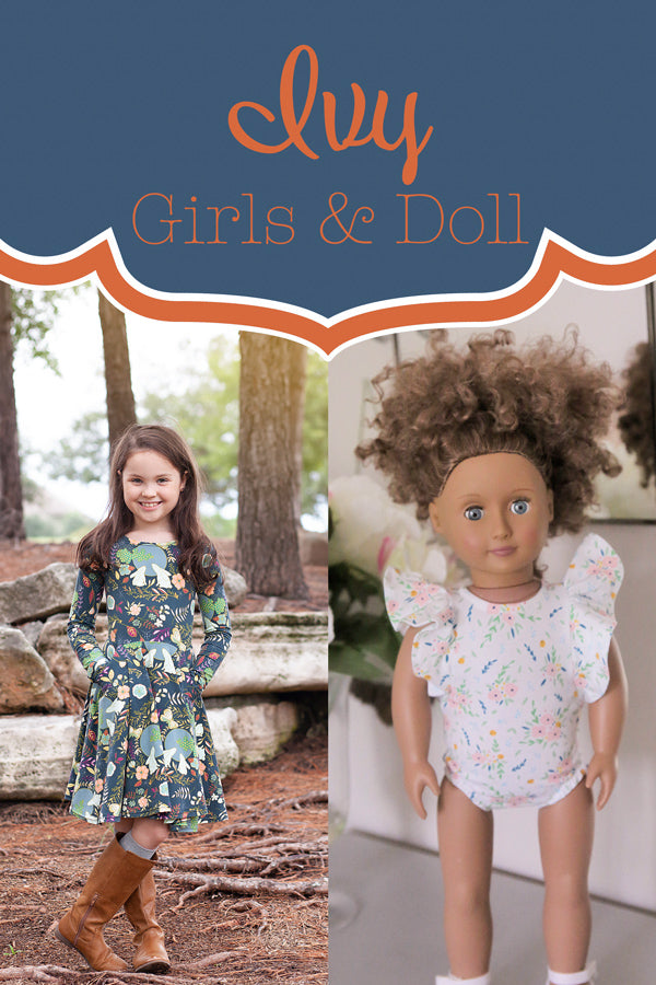 Ivy Girls & Doll Bundle