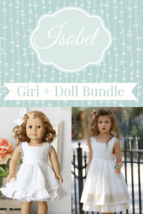 Isobel Girls & Doll Bundle