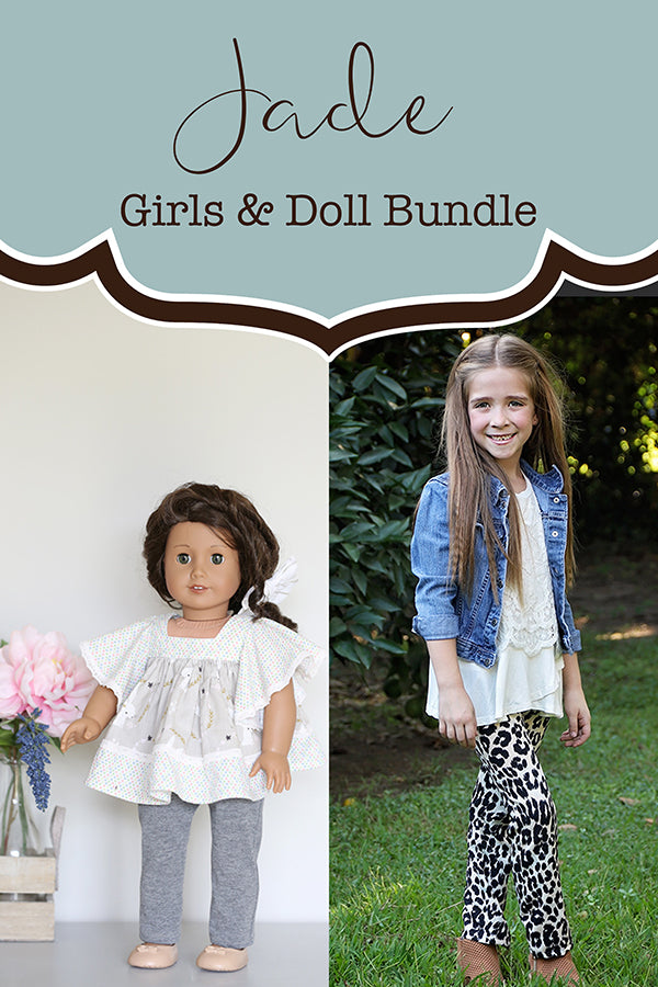 Jade Girls & Doll Bundle