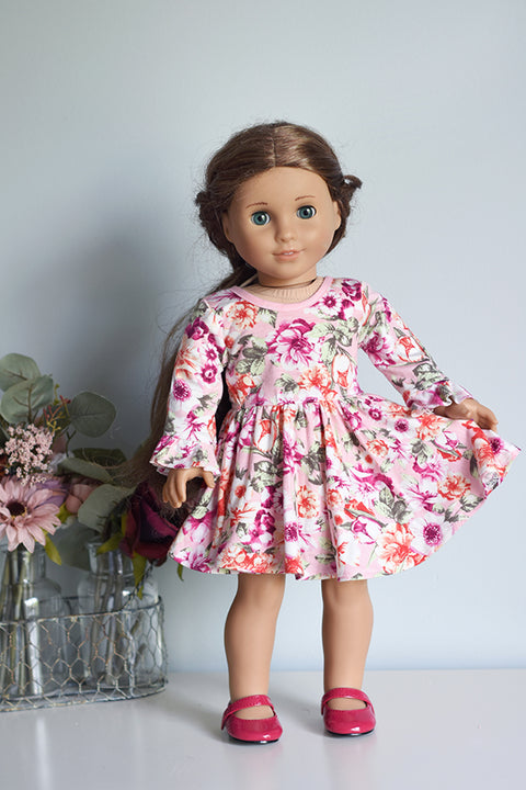 Kensley Doll Dress