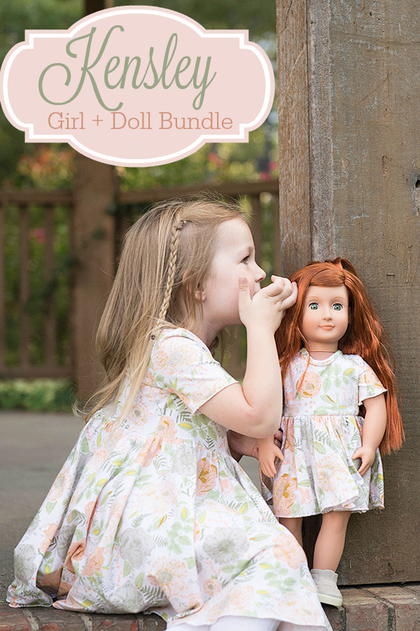 Kensley Girl & Doll Bundle