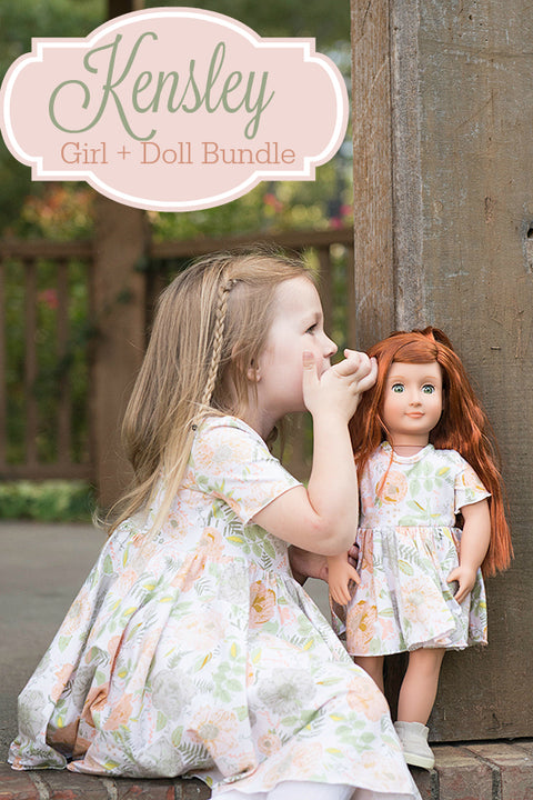 Kensley Girl + Doll Bundle
