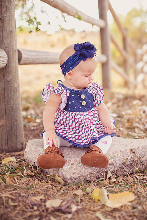 Lainey Baby Top & Dress