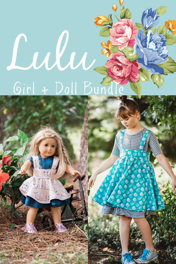 Lulu Girl + Doll Bundle