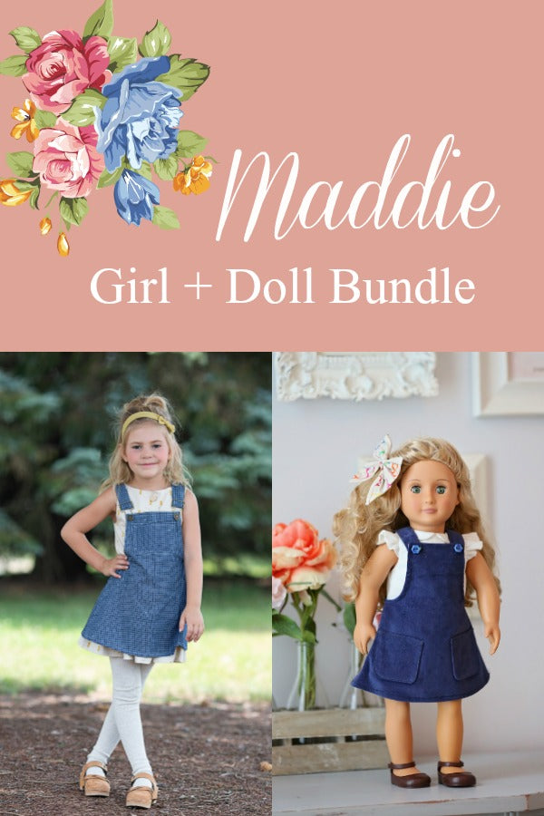 Maddie Girls + Doll Bundle
