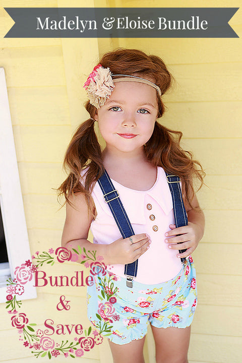 Eloise & Madelyn Bundle - Violette Field Threads  - 1