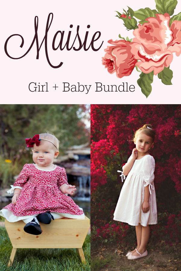 Maisie Girls + Baby Bundle