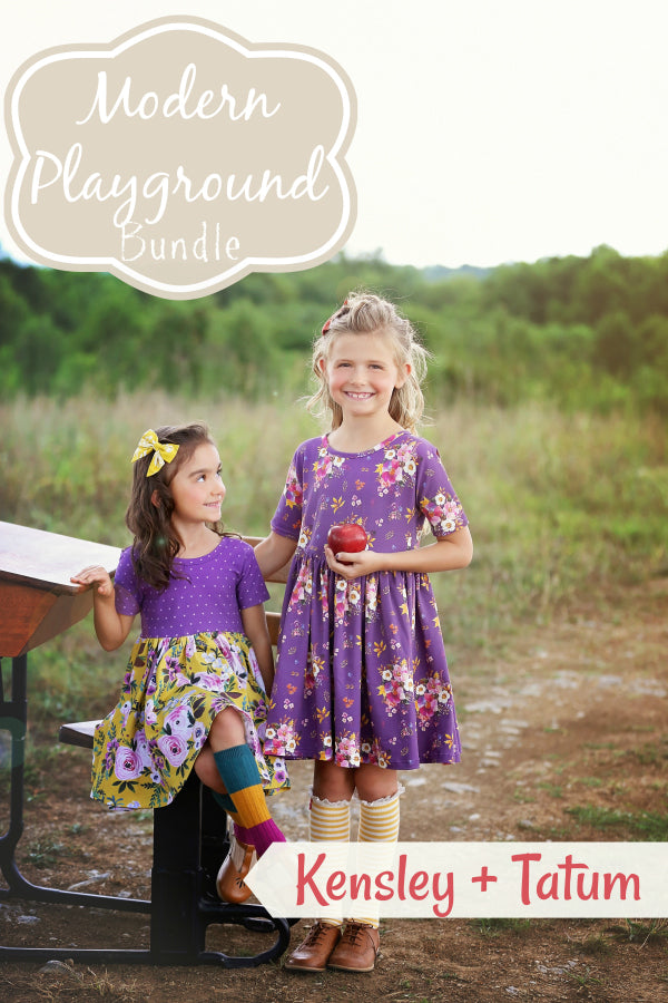 Modern Playground: Kensley and Tatum Bundle