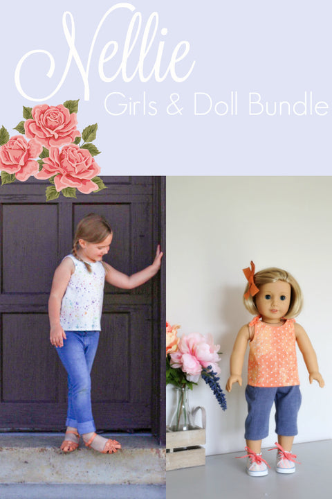 Nellie Girls & Doll Bundle