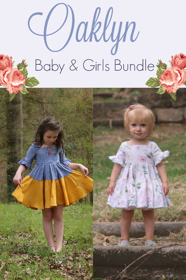 Oaklyn Baby & Girls Bundle