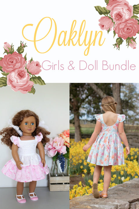 Oaklyn Girl & Doll Bundle