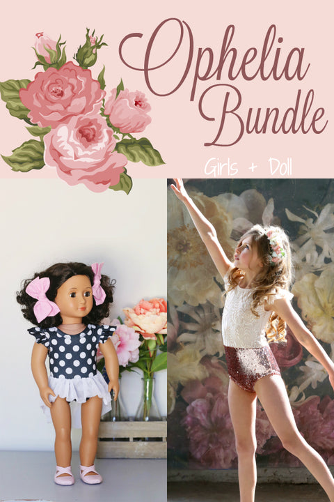 Ophelia Girls & Doll Bundle