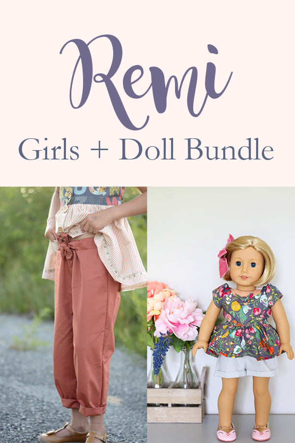 Remi Girls & Doll Bundle