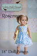 "Master Collection of 18"" Doll Patterns - Violette Field Threads  - 35"