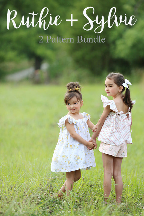 Ruthie & Sylvie Girls Bundle