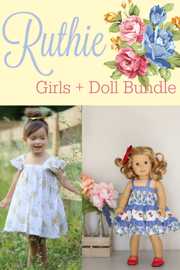Ruthie Girls & Doll Bundle