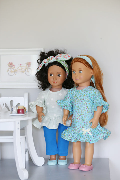 Sienna Doll Top & Dress