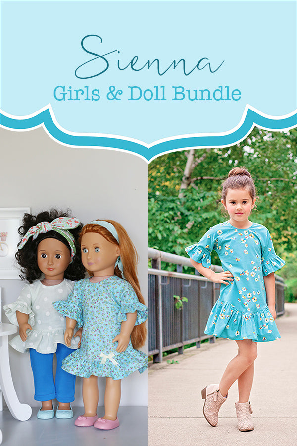 Sienna Girls & Doll Bundle