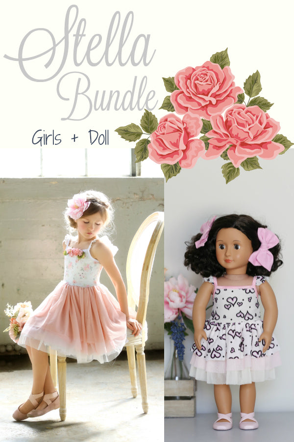 Stella Girls & Doll Bundle