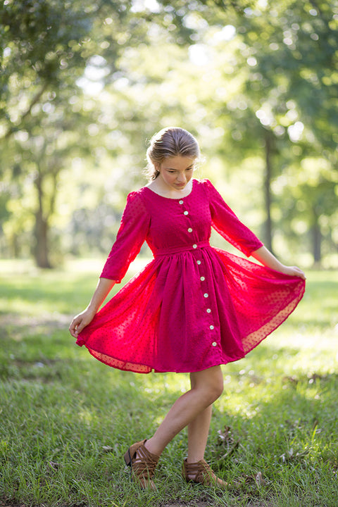 Sutton Tween Top & Dress