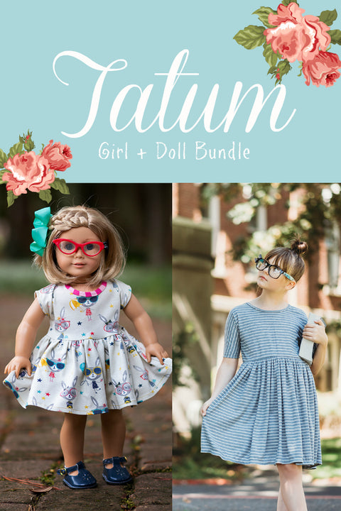Tatum Girls + Doll Bundle