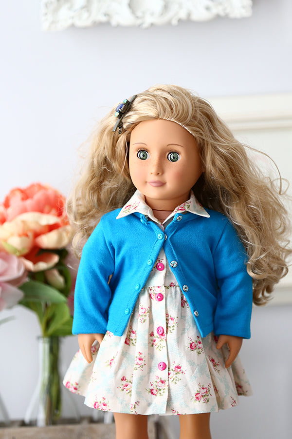 Tess Doll Cardigan