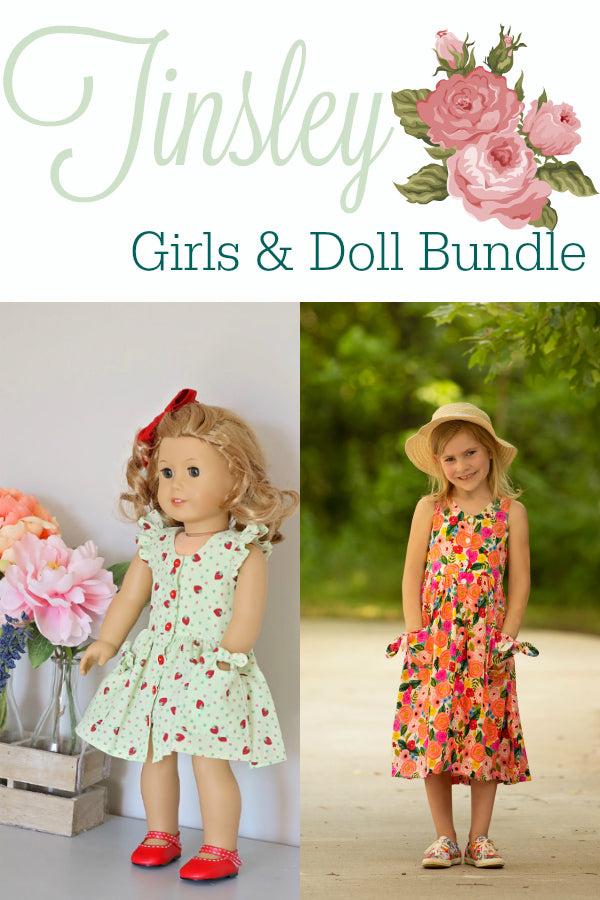 Tinsley Girls & Doll Bundle