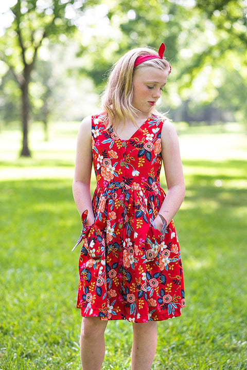 Tinsley Tween Dress