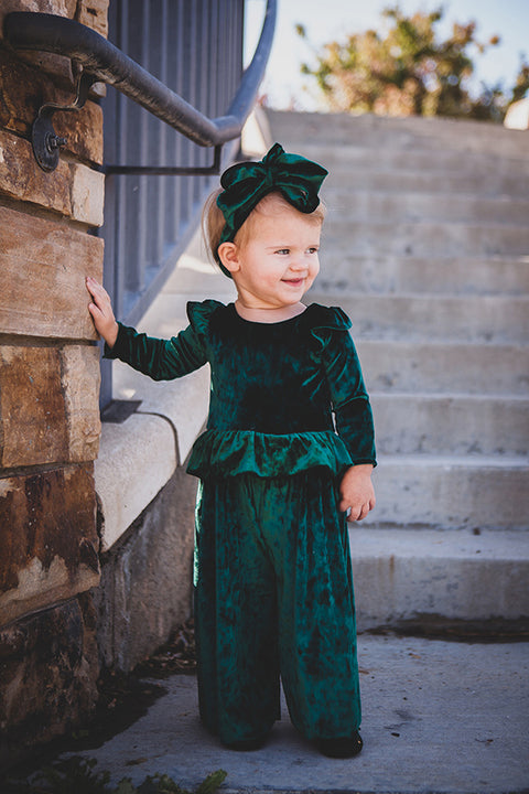 Ainsley Baby Dress & Romper