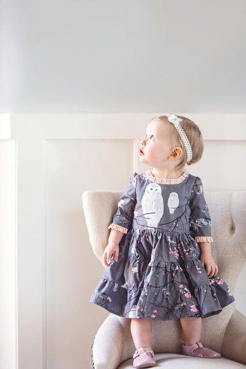 Georgia Baby Dress - Violette Field Threads  - 5