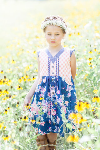 Madison Dress - Violette Field Threads  - 1