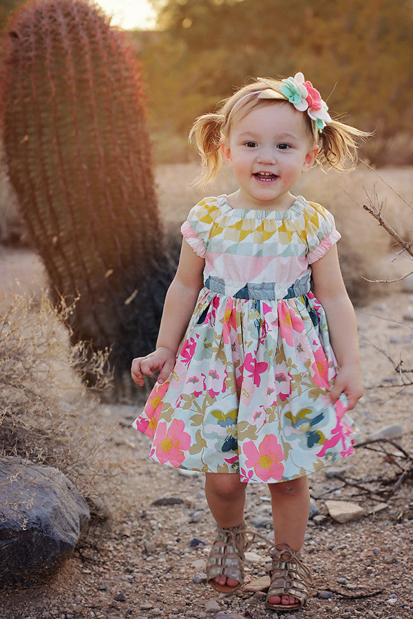 Matilda Dress Baby - Violette Field Threads  - 1