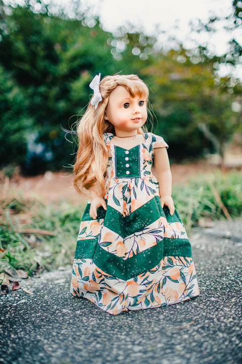 Annabelle Doll Dress