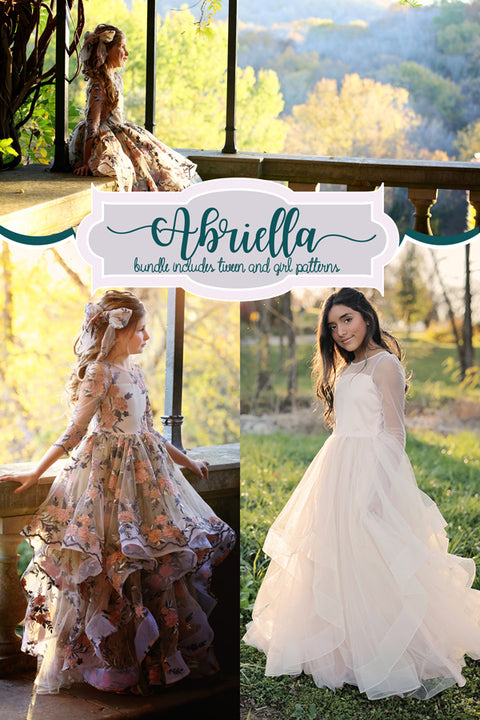 Abriella Girls & Tween Dress Bundle