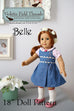 "Master Collection of 18"" Doll Patterns - Violette Field Threads  - 1"