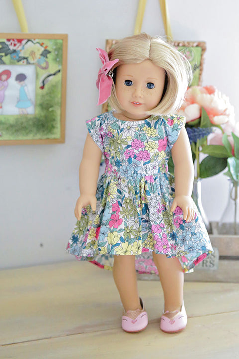 Clover Doll Dress Add On-PREORDER