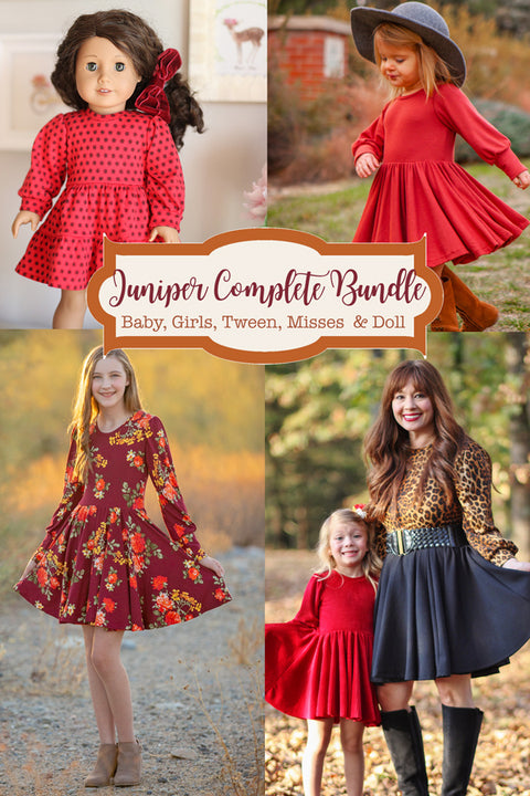 Juniper Complete Bundle