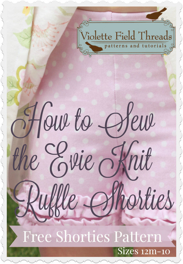 Free Evie Shorties - Violette Field Threads  - 1