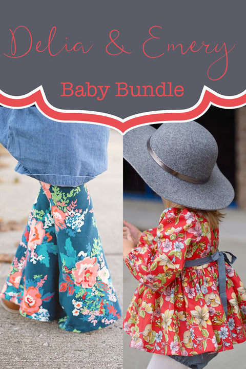 Delia & Emery Baby Bundle