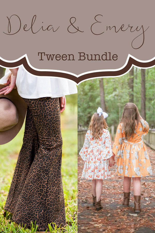 Delia & Emery Tween Bundle