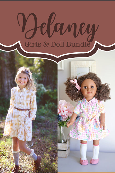 Delaney Girls & Doll Bundle