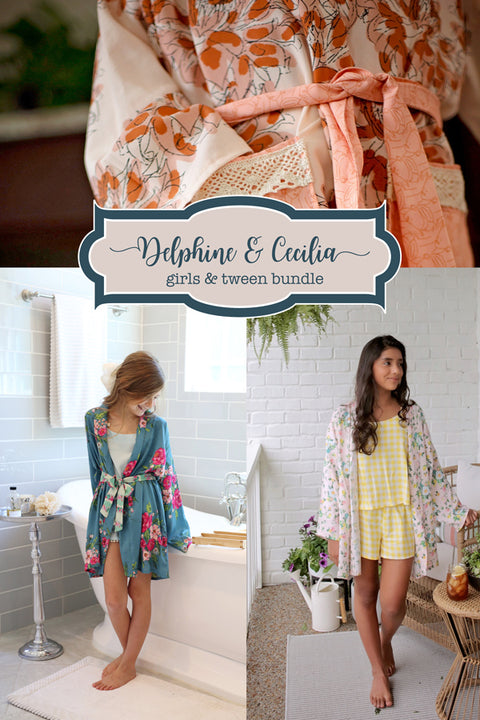 Cecilia & Delphine Girl + Tween Bundle
